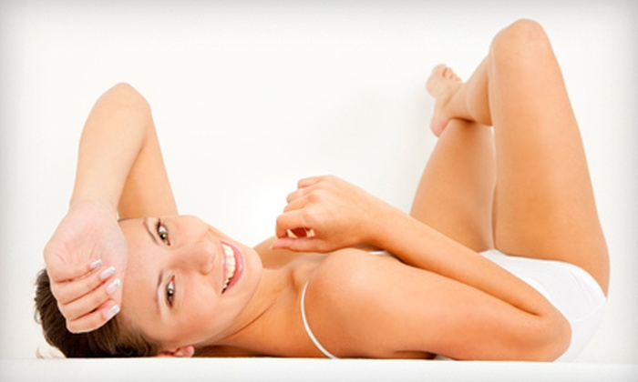 Elite Laser and Skin Spa - Algonquin: $55 for a Body Wrap, Hand-and-Foot Scrub, and Volcanic-Ash Mask at Elite Laser and Skin Spa in Algonquin ($110 Value)