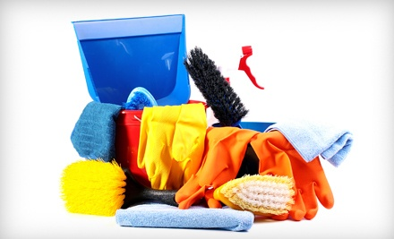 3-Hour Cleaning for a House with up to 2 Bedrooms and 2 Bathrooms (under 1,500 square feet; a $165 value) - L&G Cleaning R Us in