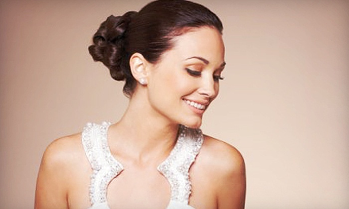 Fantastic Sams - Multiple Locations: One or Four Special-Occasion Updos at Fantastic Sams (Up to 53% Off)