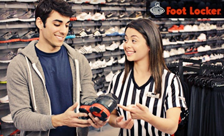 $20 e-Gift Card - Foot Locker in