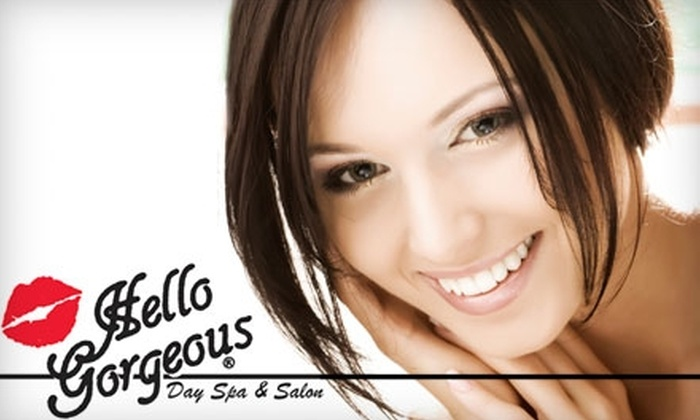Hello Gorgeous - Bossier City: Rejuvenating Facial Treatments at Hello Gorgeous. Choose Between Two Options.