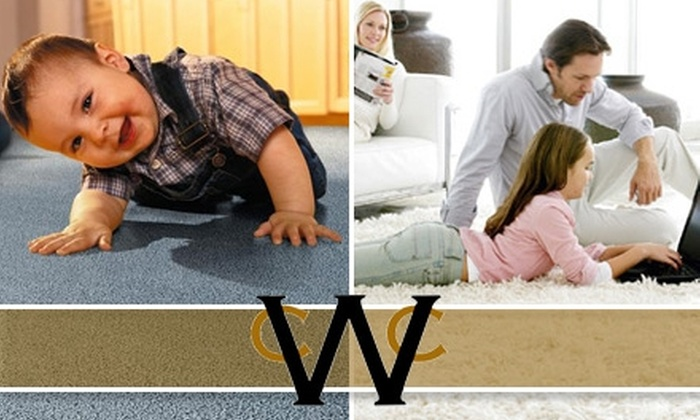Winkel Carpet Cleaning - Five Oaks: $75 for $150 Worth of Cleaning Services from Winkel Carpet Cleaning