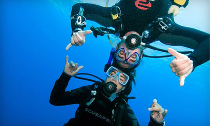 Pacific Pro Dive - Courtenay: $25 for a One-Hour Discover Scuba Class and Pool Session at Pacific Pro Dive in Courtenay ($50.40 Value)