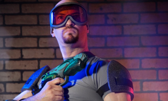 The Woods Laser Tag - Ocoee: $14 for an Unlimited Day of Laser Tag at The Woods Laser Tag in Ocoee (Up to $29.95 Value)