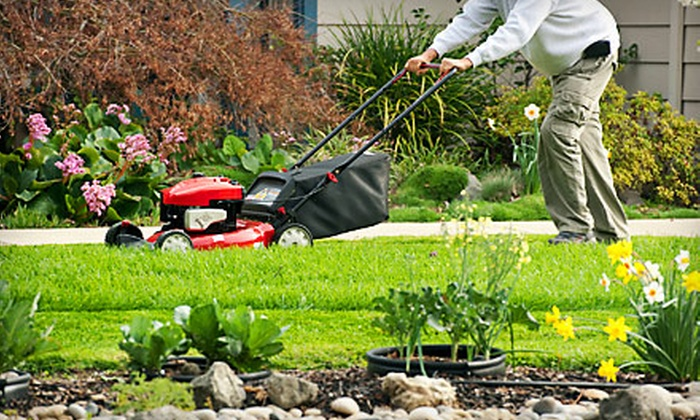 Esthetically Correct Landscapes - Downtown: $20 for One Lawn-Mowing Service from Esthetically Correct Landscapes in Durham ($40 Value)