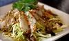 Nariya Thai Cuisine - Hollywood: $15 for $30 Worth of Thai Fare at Nariya Thai in Hollywood