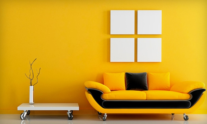Polar Bear Painting - Morningside: Interior Painting for One Room or Two Rooms With or Without Ceilings and Trim from Polar Bear Painting (Up to 81% Off)