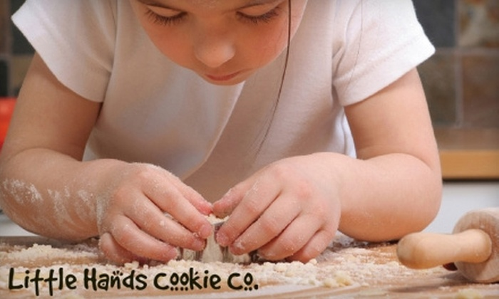 Little Hands Cookie Company - Ellicott City: $10 for One Hour of Baking and Gingerbread-Man Decorating at Little Hands Cookie Company ($21 Value)