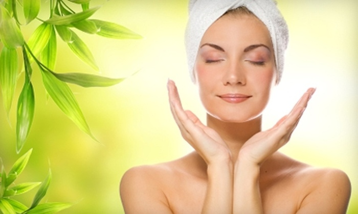 Mystique Salon & Spa  - Bixby: Hair or Skin Services at Mystique Salon & Spa in Bixby. Choose Between Two Options.