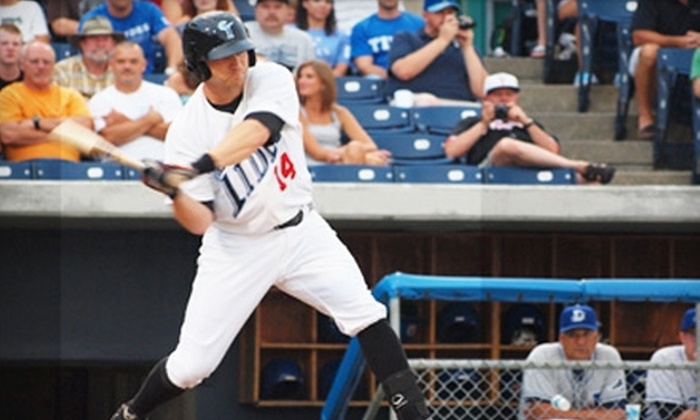 Norfolk Tides - Norfolk: $9 for Two Tickets to a Norfolk Tides Baseball Game (Up to $23 Value). Four Dates Available.