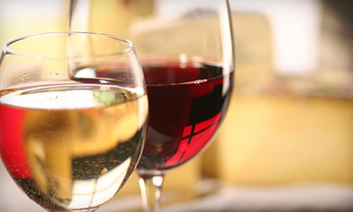 Waters Crest Winery - Northfork: $13 for Red and White Wine Flights for Two at Waters Crest Winery in Cutchogue ($26 Value)
