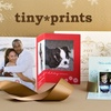 Half Off Holiday Cards at Tiny Prints