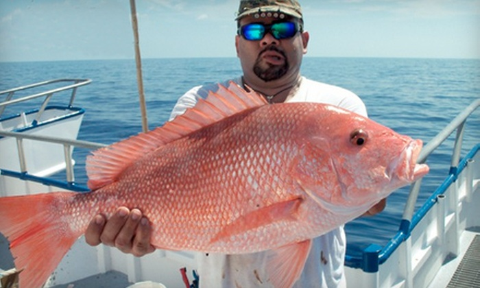 Hubbard's Marina - Madeira Beach: $27 for a Half-Day Fishing Trip from Hubbard's Marina in Madeira Beach ($55 Value)
