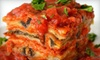 Cresta Bar & Ristorante (Closed) - Wayland Square,Woodlawn: Italian Dinner for Two, Four or Six, or Dinner Concert for Two at Cresta Bar & Ristorante in Pawtucket (Up to 66% Off)