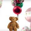 51% Off Balloon Bouquet and Teddy Bear