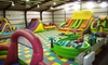 Up to 54% Off Open-Jump Sessions at Jump N Jungle