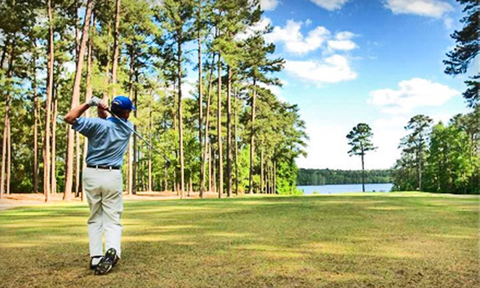 Cheraw State Park Golf Course - Charlotte: Golf Outing for Two or Four at Cheraw State Park Golf Course