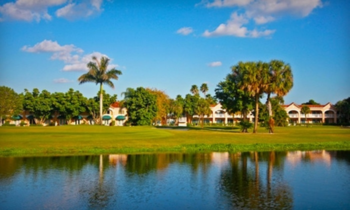 Grand Palms Golf Club - Hollywood Lakes Country Club: $699 for a One-Year Single Golf Membership to Grand Palms Golf Club in Pembroke Pines ($2,289.60 Value)