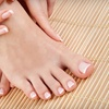 53% Off Manicure and Pedicure