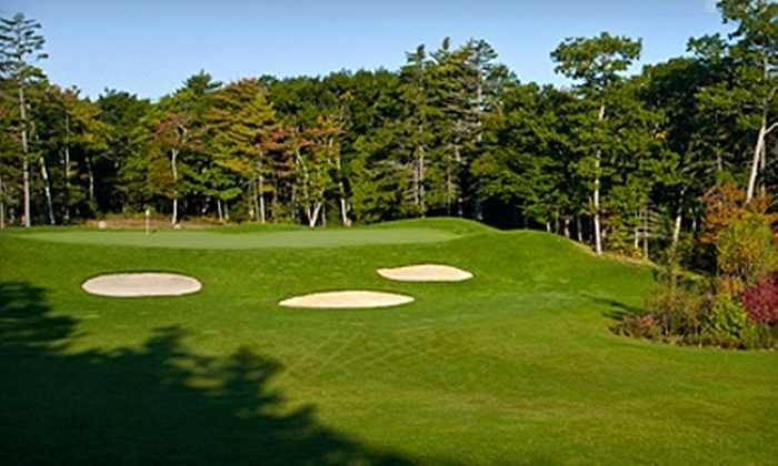 Boothbay Country Club - Boothbay: $45 for 18 Holes of Golf with Cart Rental at Boothbay Country Club (Up to $95 Value)