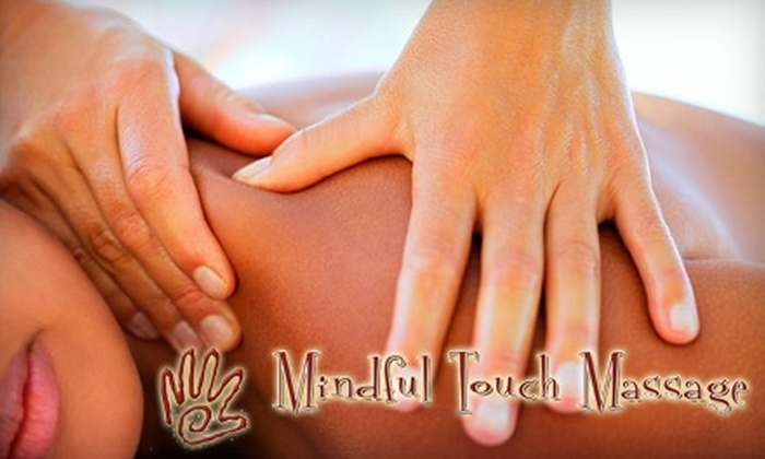 Mindful Touch Massage - Newburgh: $30 for Your Choice of Massage at Mindful Touch Massage in Newburgh