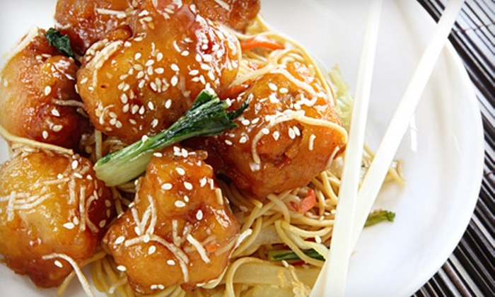 Taste of Sichuan - Portland: $10 for $20 Worth of Chinese Fare on a Weekday or Weekend at Taste of Sichuan in Beaverton