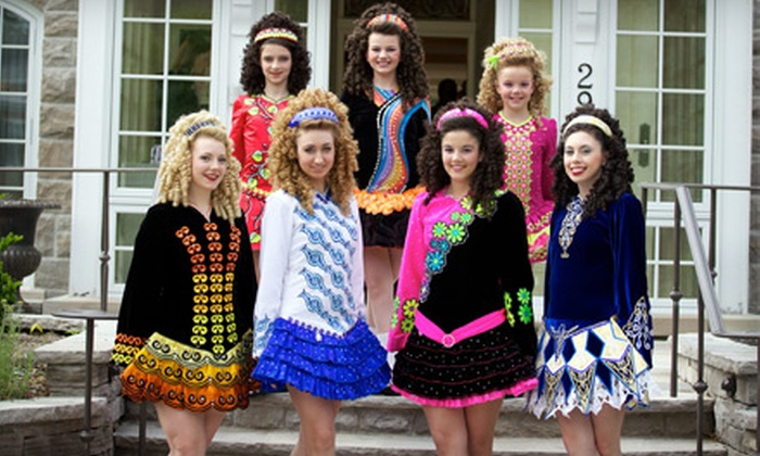 Sue Fay Healy School of Traditional Irish Dance - Industrial Park: $29 for Four Beginner Dance Classes at the Sue Fay Healy School of Traditional Irish Dance ($65 Value)
