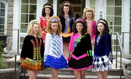 Sue Fay Healy School of Traditional Irish Dance - Sue Fay Healy School of Traditional Irish Dance in Ottawa