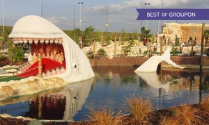 Moby Golf: Moby Adventure Golf for an Adult, Child or Family of Four (Up to 43% Off)