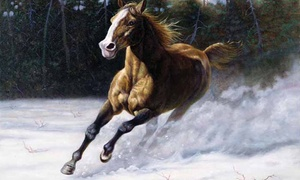 Perillo's World of Fine Art: Western Fine Art Prints at Perillo's World of Fine Art (Up to 57% Off)