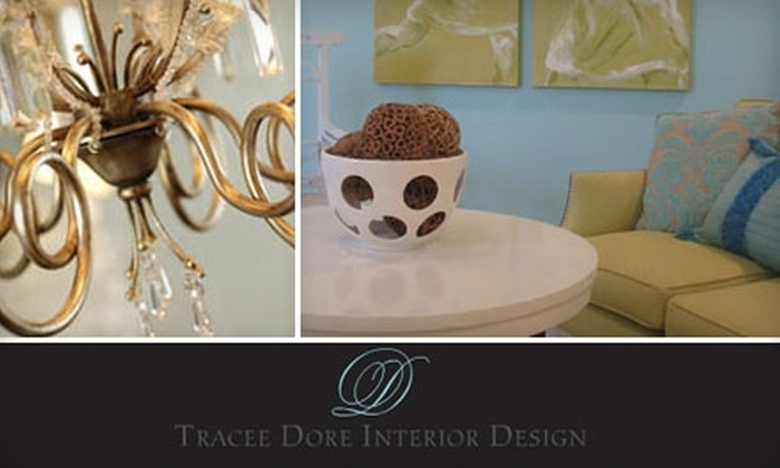 Tracee Dore Interior Design - Louisville: $75 for Two Hours of Interior-Design Consultation and Redecoration Services from Tracee Dore Interior Design