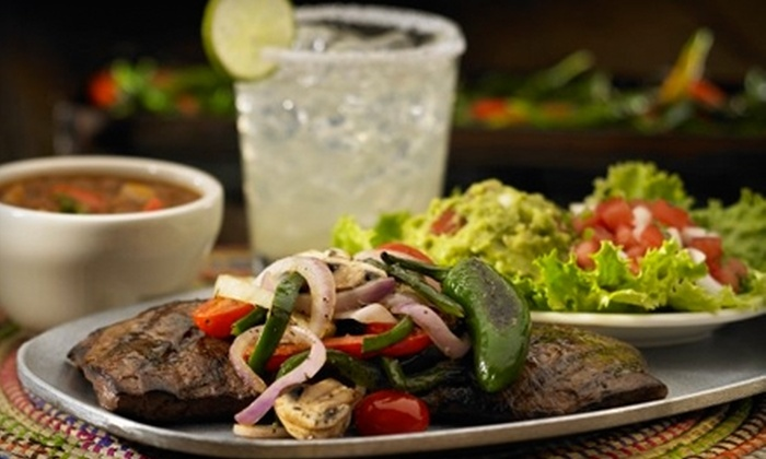 Uncle Julio's Fine Mexican Food - Mizner Park: $20 for $40 Worth of Mexican Fare and Drinks at Uncle Julio's Fine Mexican Food in Boca Raton
