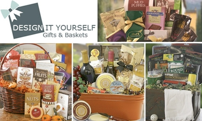 Customer Reviews & Half Off at Design It Yourself Gift Baskets - Design It Yourself ...
