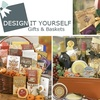Half Off at Design It Yourself Gift Baskets
