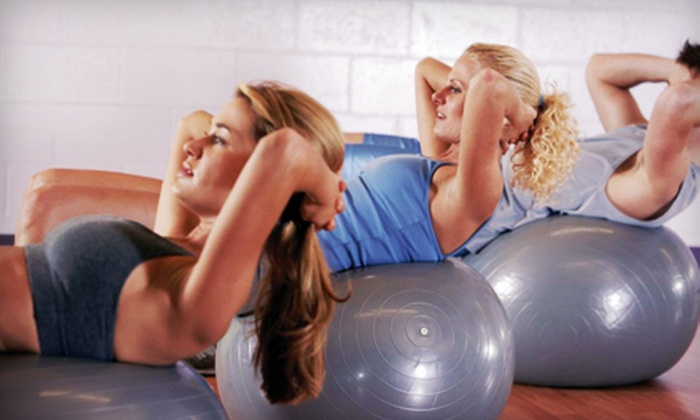 4Ever Fit Studio - White Bear Lake: $24 for 24 Fitness Classes at 4Ever Fit Studio in White Bear Lake (Up to $240 Value)