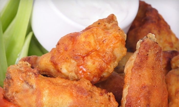 The Pickled Onion - North Raleigh: $12 for $25 Worth of Pub Fare at the Pickled Onion