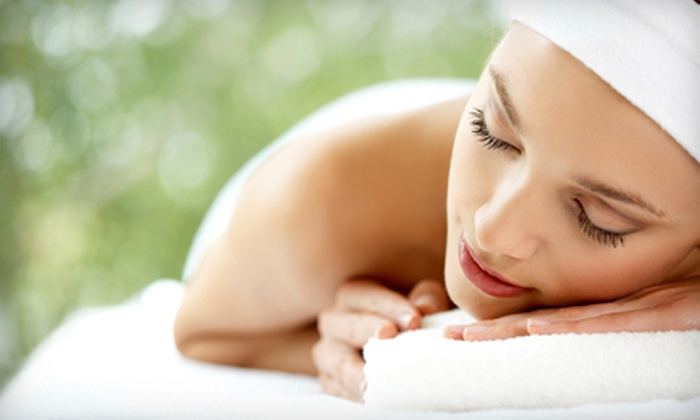 The Sanctuary Day Spa - Ocean Beach: Brow, Reflexology, or Make-Up Spa Packages at The Sanctuary Day Spa