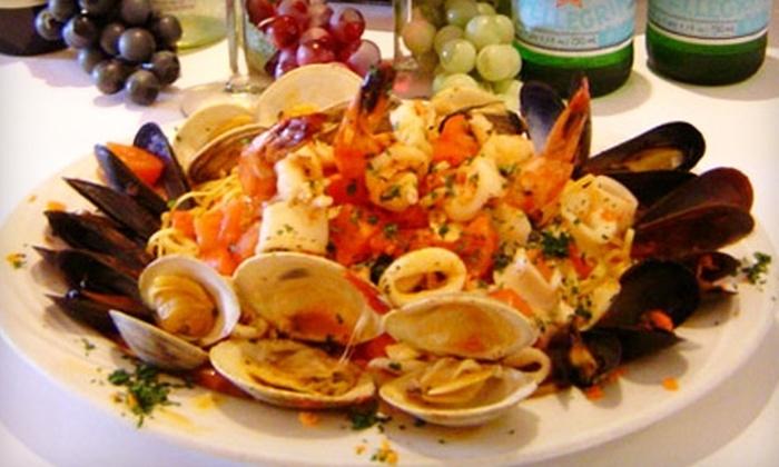 Villa Rustica - New York City: $15 for $30 Worth of Italian Cuisine and Drinks at Villa Rustica in Bayside