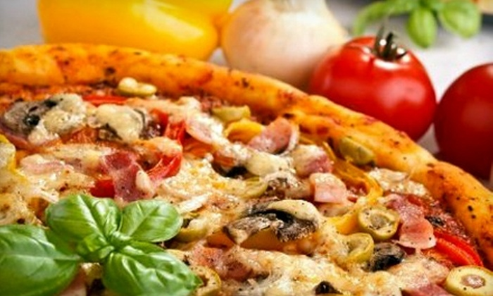 NYPD Pizzeria - Multiple Locations: $10 for $20 Worth of Pizza and Drinks at NYPD Pizza