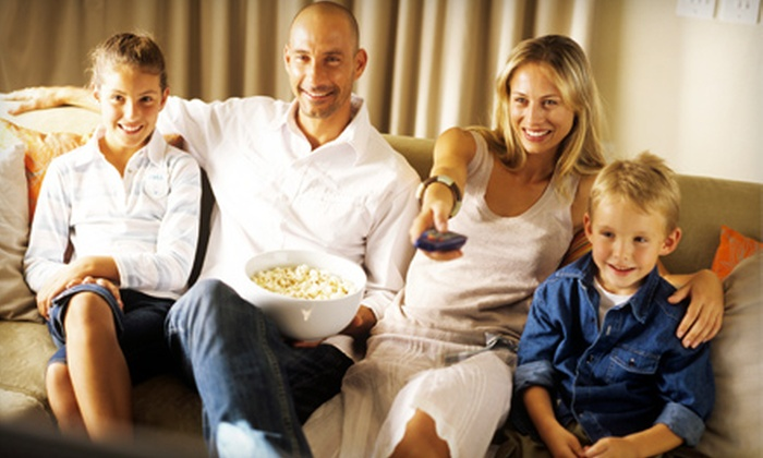 VideoQuest - Bradford: $25 for 10 Movie and Game Rentals at VideoQuest