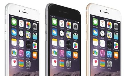 iPhone 6 ou 6 Plus de 16 GB recondicionados disponíveis em prateado, cinzento sideral ou dourado desde 599€