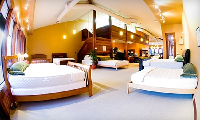The Natural Mattress Store - Multiple Locations: $50 for $200 Toward an Organic Mattress at The Natural Mattress Store