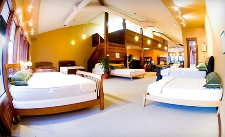 The Natural Mattress Store at 816 4th St. in San Rafael - The Natural Mattress Store in San Rafael