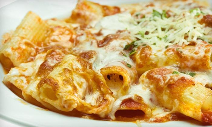 Mezzaluna Italian Grill - Wells Branch,North Austin: $15 Worth of Italian Fare