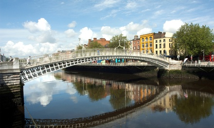 ✈ Dublin: 2 to 3 Nights with Return Flights and Optional Tour at Best Western Sheldon Park*