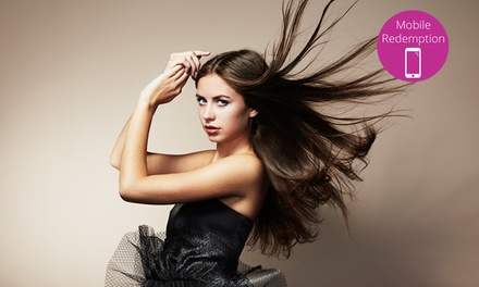 $99 for Keratin Hair Straightening at First Millennium Hair Design, Onehunga (Up to $450 Value)