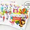 Busy Kids Art & Craft 8-Book Set