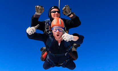 image for 7,500ft - 10,000ft or 9,000ft - 15,000ft Tandem Skydive with Skydive Academy (Up to 36% Off)
