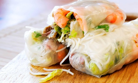 $15 for $30 Worth of Vietnamese Cuisine at Vo's Restaurant