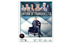 TEATRO VERDI MONTECATINI: Un'ora di tranquillità al Teatro Verdi di Montecatini il 28 febbraio (sconto fino a 40%)